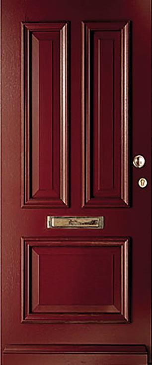 Weekamp Deuren voordeur WK1131