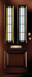 Weekamp Deuren voordeur WK1132-1