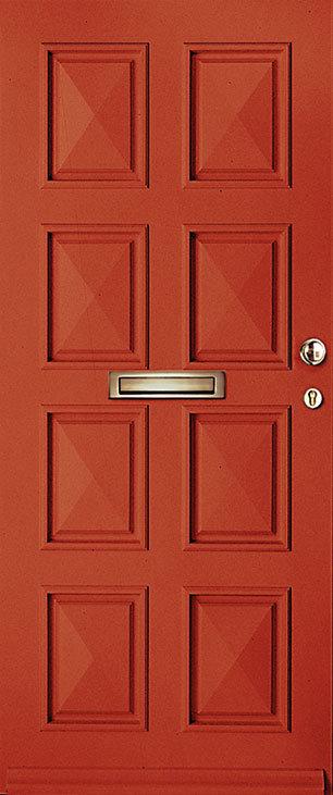 Weekamp Deuren voordeur WK1212
