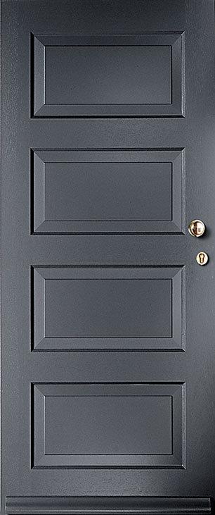 Weekamp Deuren voordeur WK1242