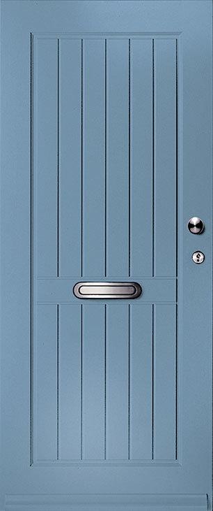 Weekamp Deuren voordeur WK1712