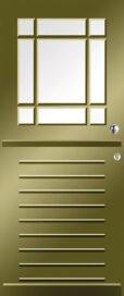 Weekamp Deuren voordeur WK2635