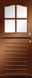 Weekamp Deuren voordeur WK2654
