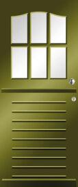 Weekamp Deuren voordeur WK2656
