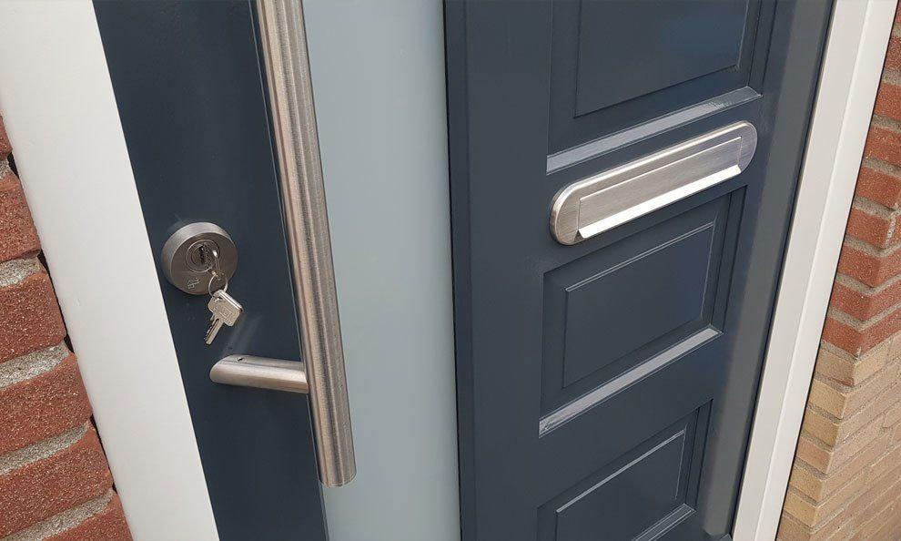 Kwaliteit veiligheid voordeur