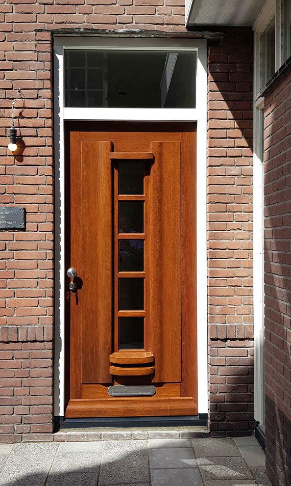 Voordeur in Lelystad, Flevoland