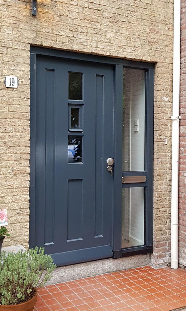 Voordeur in Zeist, Utrecht